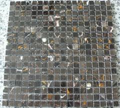 St. Laurent marble mosaic tile