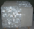 25x25mm/600x600x11 Solid White Mother of