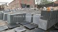Black Limestone Paver / Decking