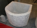 Granite Planter / Fountain 1