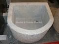Granite Planter / Fountain 2