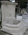 Travertine Fountain