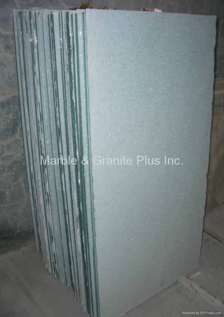 Backlit Crystal White Panel 1