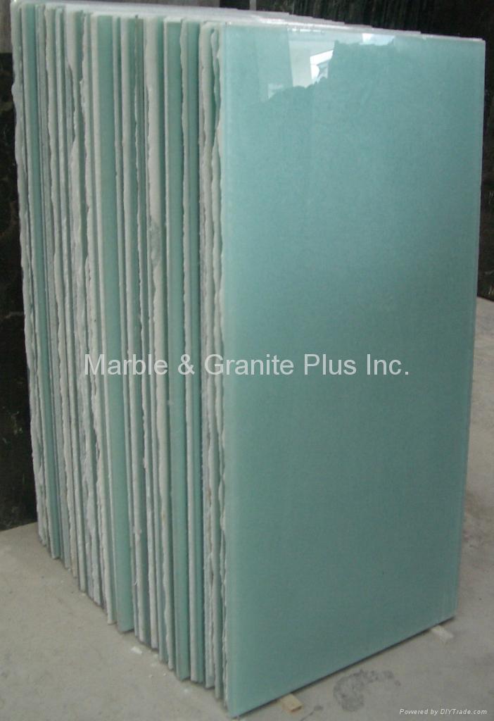 Backlit Crystal White Panel 2