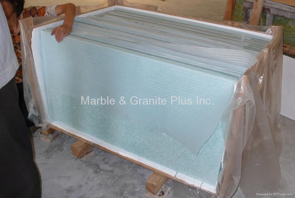 Backlit Crystal White Panel 4