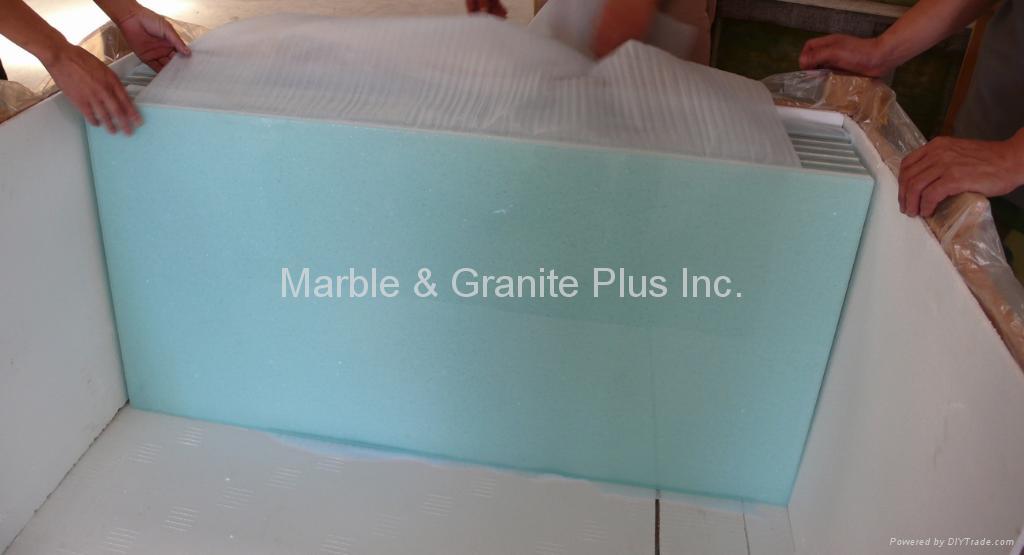 Backlit Crystal White Panel 5