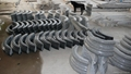 Radial Granite Column Base
