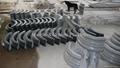 Radial Granite Column Base