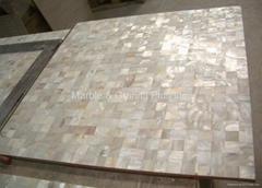 Solid MOP Tile