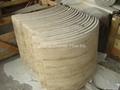 Radial Column Base & Panel