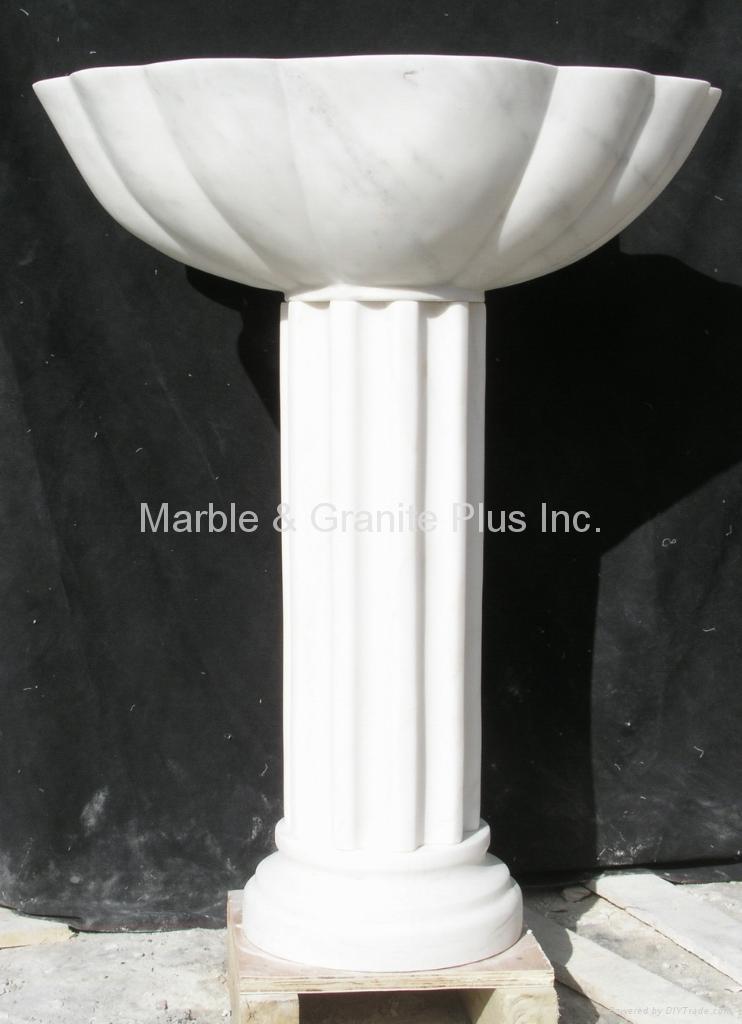 Pedestal Sink 1
