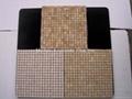 Chinese Cream Valencia marble mosaic tile