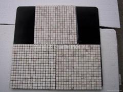Sydney Pink marble mosaic tiles