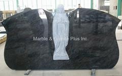 Granite Gravestone