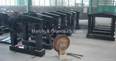 Shanxi Black/Imperial Black Granite Memorial