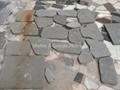 Black Limestone Cubes & Paving Stone