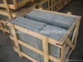 Crating of Slate Tiles