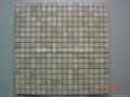 Crema Marfil Marble mosaic tiles