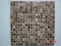 Palace Brown Onyx Mosaic Tiles