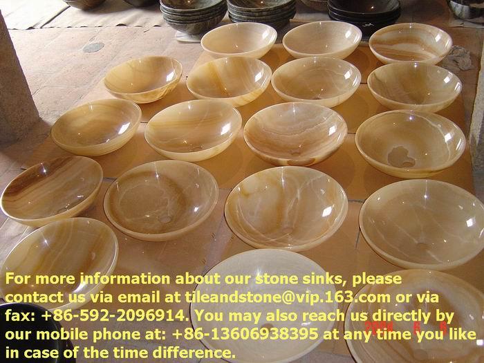 Cloud Honey Onyx sinks 1