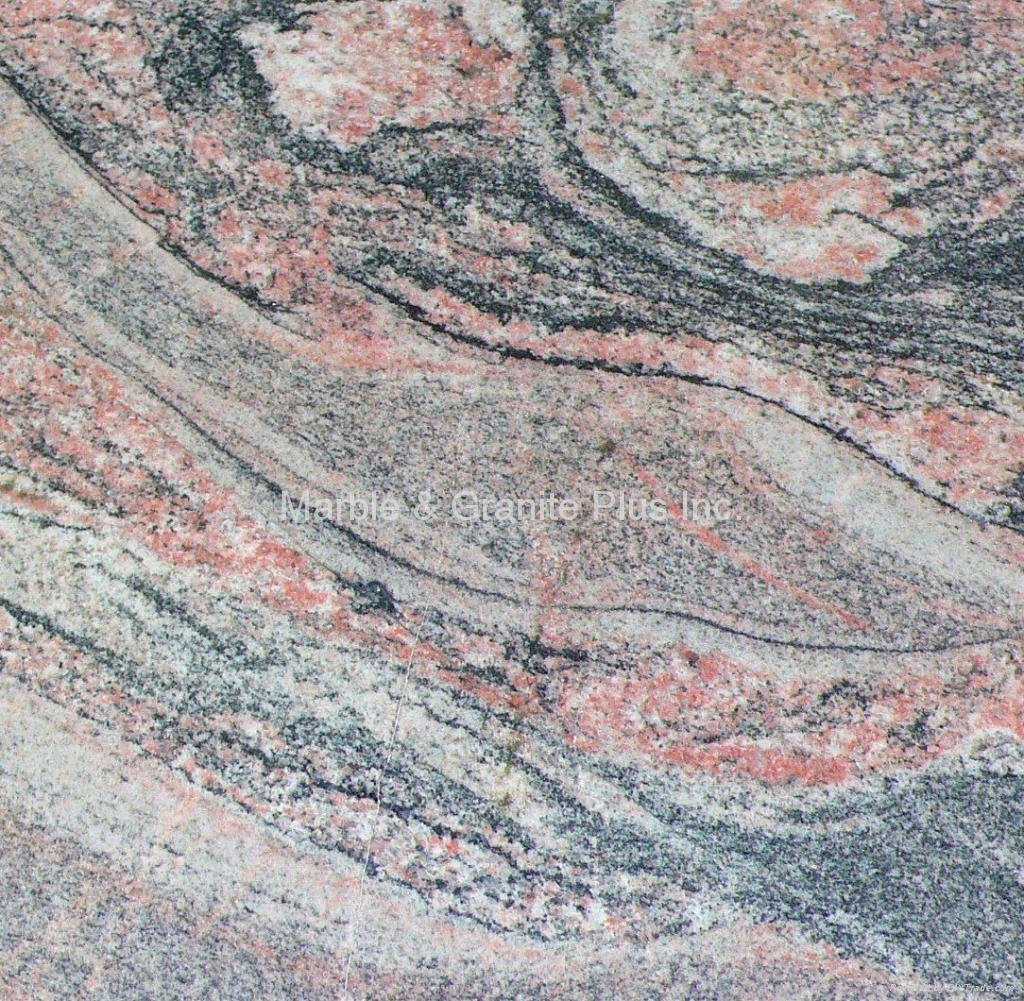 China Multicolor Red Granite 1