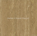Dark Beige Travertine