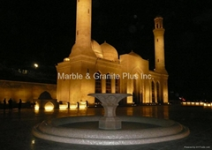 Mother of Pearl Mosaic Fountain for Mosque