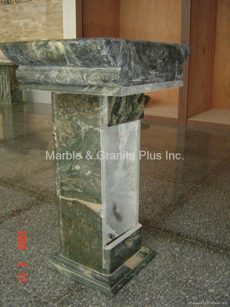 Pedestal Sink 3