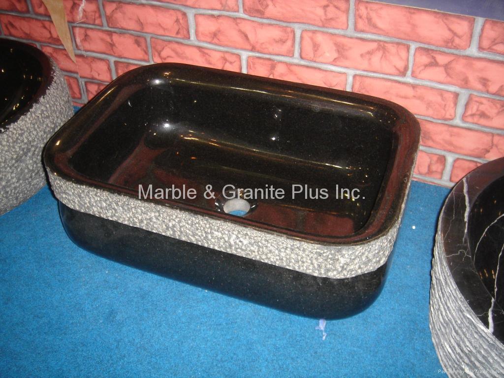 Granite farmhouse sink 1