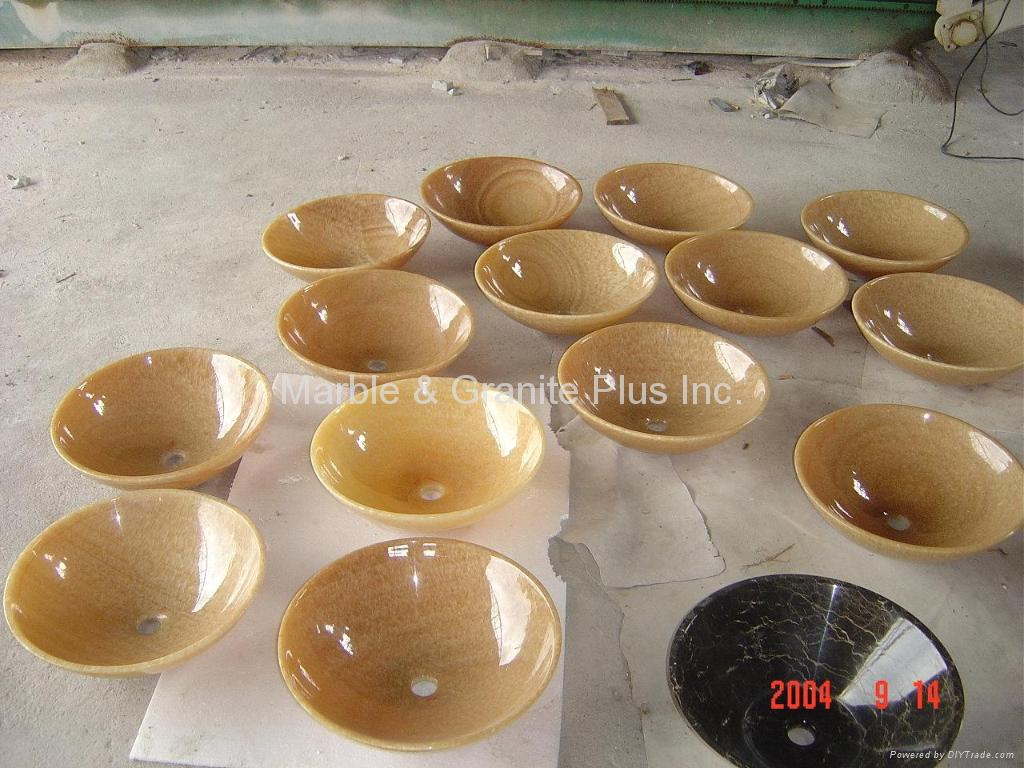 Honey Onyx sinks 3