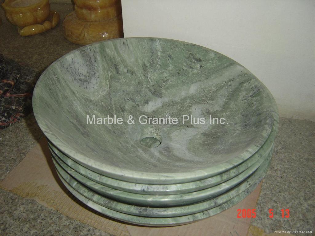 Marble Bowl Sinks 3