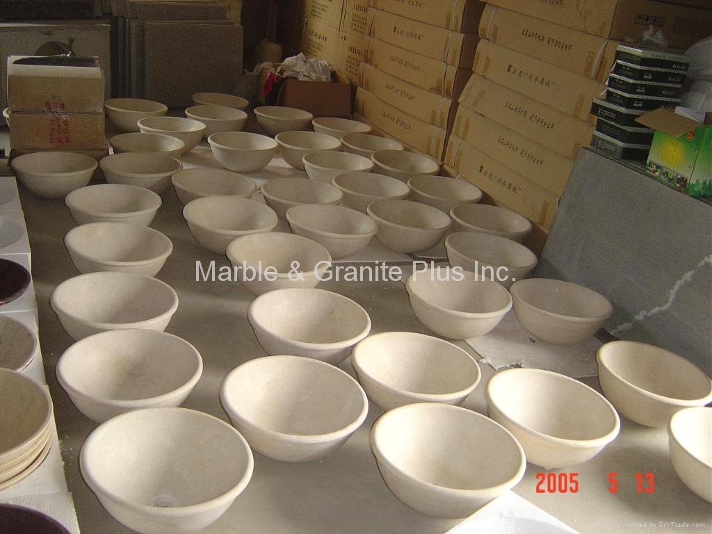 Marble Bowl Sinks 2
