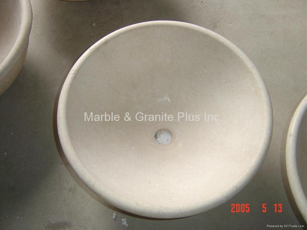 Marble Bowl Sinks 5