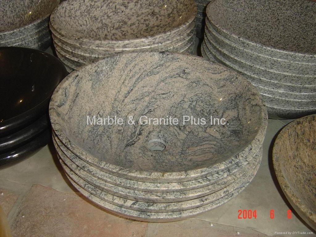 Granite Bowl Sinks 1