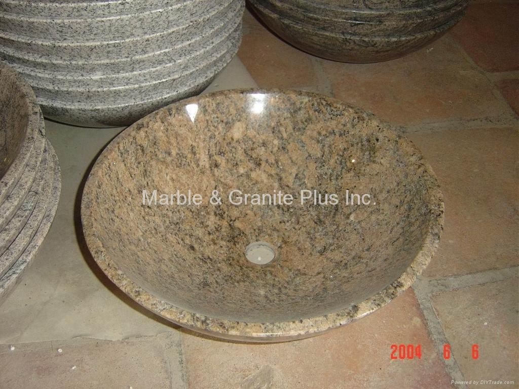 Granite Bowl Sinks 2