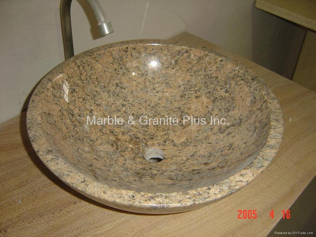 Granite Sink Manufacturers : Granite Lavatory Sinks (China Manufacturer) - Sink & Basin ...