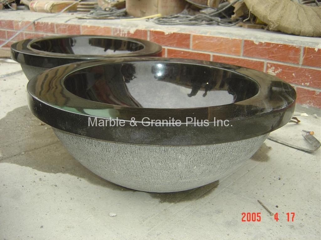 Granite Vessel Sinks 1