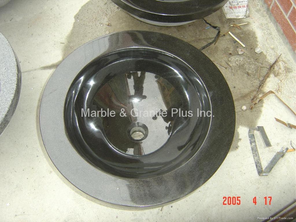 Granite Vessel Sinks 2