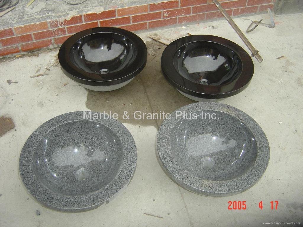 Granite Vessel Sinks 5