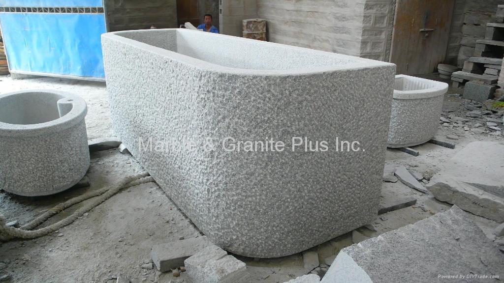 Granite Planter 1
