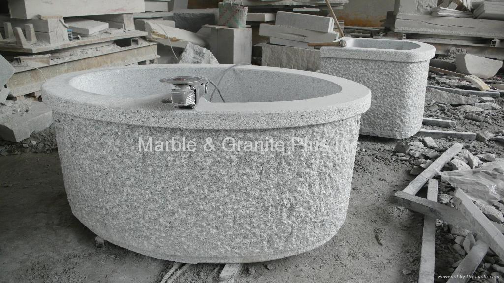 Granite Planter 4