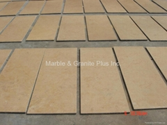 Marble aluminum honeycomb panel for wall cladding