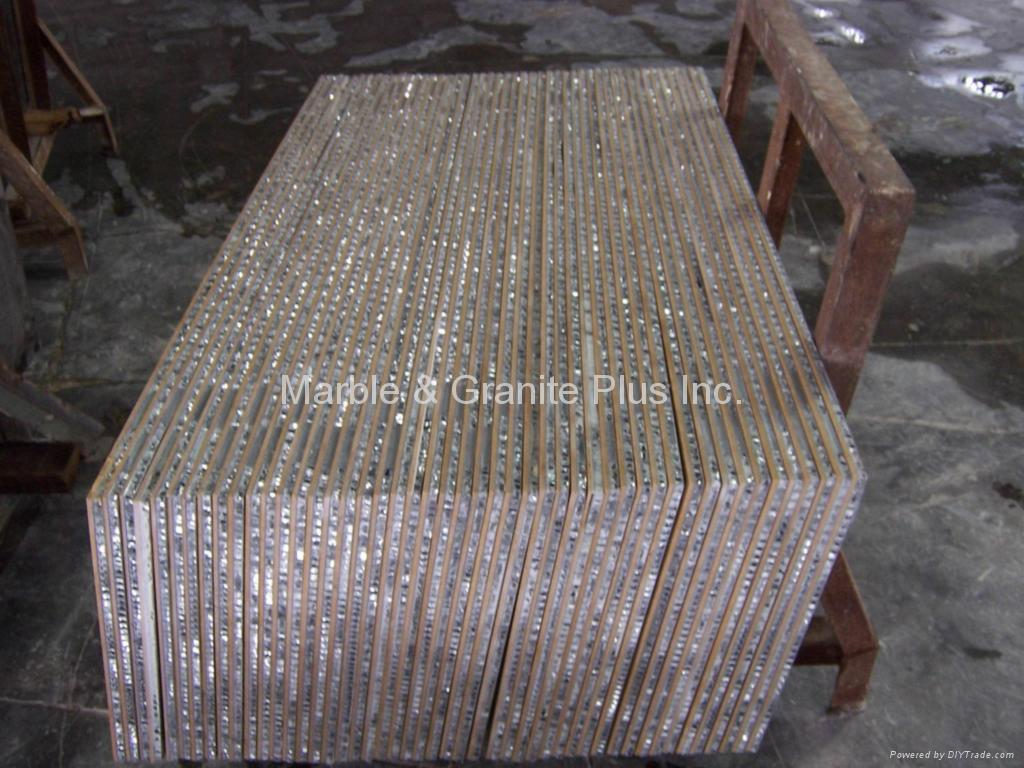 Marble aluminum honeycomb panel for wall cladding 3