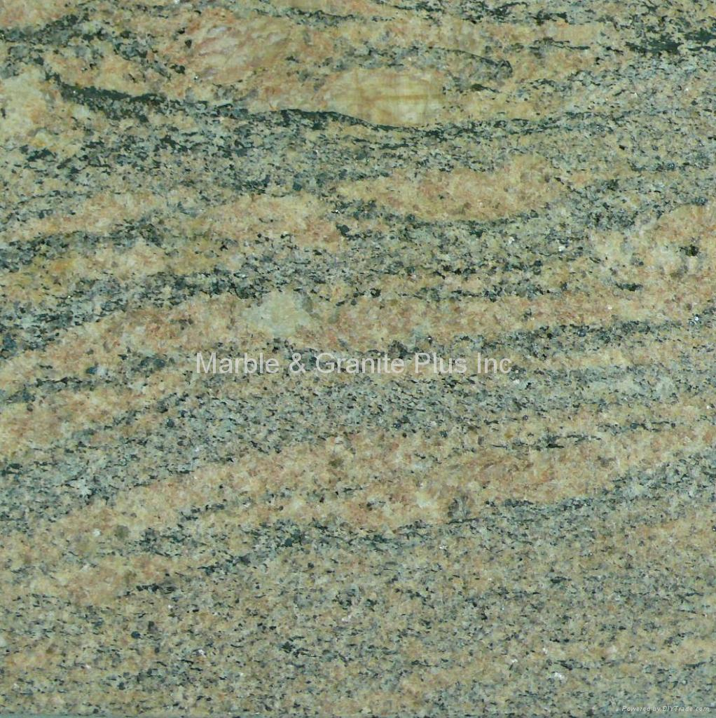China Multicolor Red Granite 2