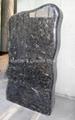 Golden Diamond granite monument 1