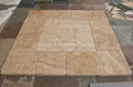 China Beige Travertine Paving Stone