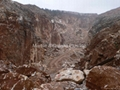 Honey Onyx Quarry
