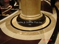 Granite Radial Column Base 5