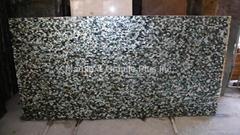 25x15mm/2440x1220x20mm Solid Blacklip Seashell MOP slab