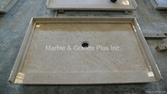 Marble Shower Pans